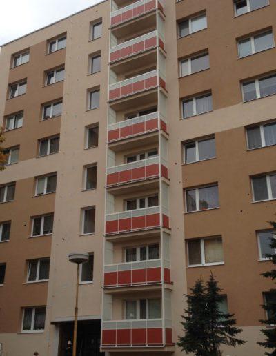 Alufix Tatranska ulica balkonove zabradlia (3)
