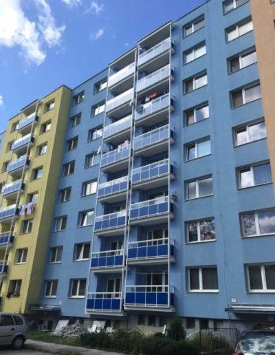 Alufix - balkonove zabradlia 2 - Zvolenska ulica (16)