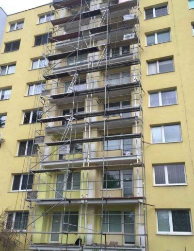 Alufix - balkonove zabradlia 2 - Zvolenska ulica (4)