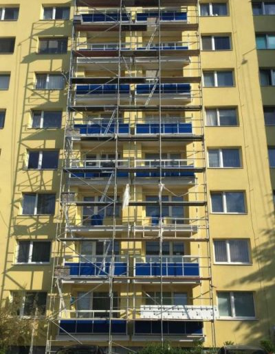 Alufix - balkonove zabradlia 2 - Zvolenska ulica (5)