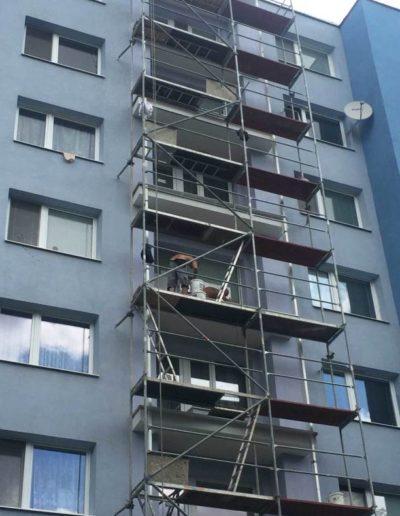 Alufix - balkonove zabradlia 2 - Zvolenska ulica (7)