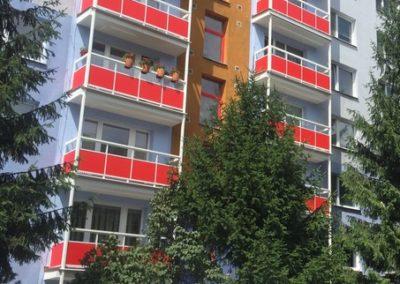 Ružová ulica Žilina – 2. etapa